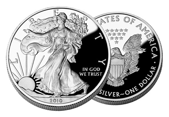 American Eagle Silver Proof Coin