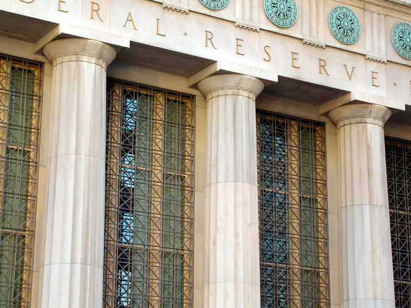 federal reserve, fed building, federal reserve building