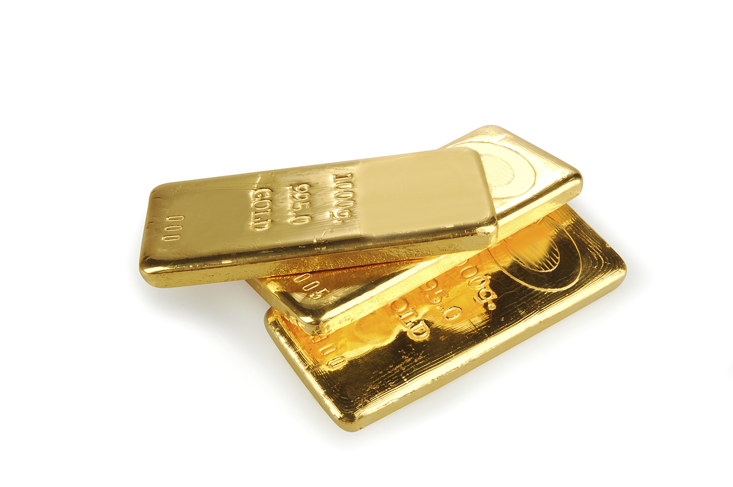three-gold-bars