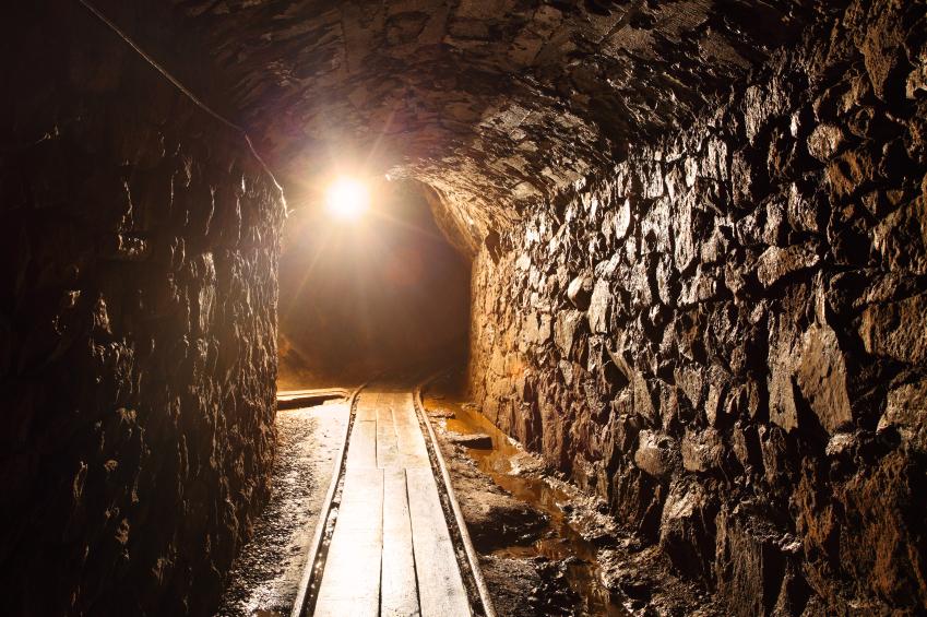 gold-mine-tunnel