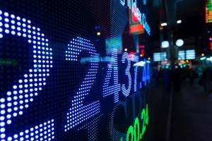 stock ticker, stock quotes