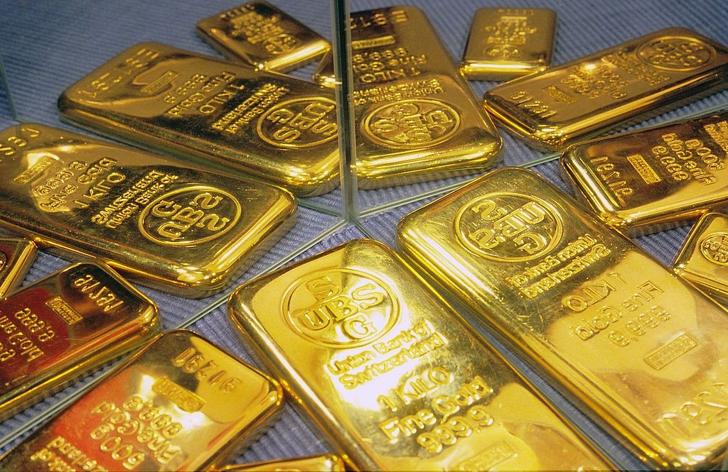 UBS-gold-bars-mirror