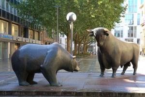 bull-bear-frankfurt