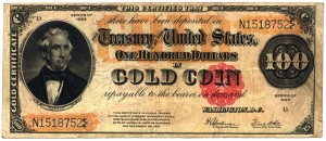 US-gold-certificate