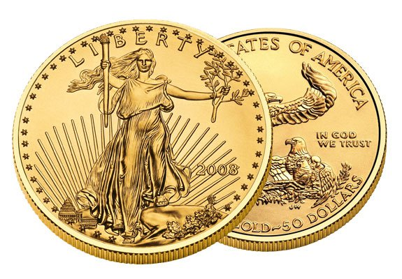 About American Gold Eagle Coins