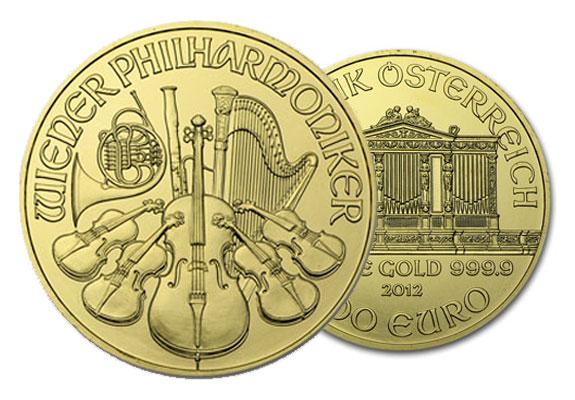 About Austrian Philharmonic Gold Coins