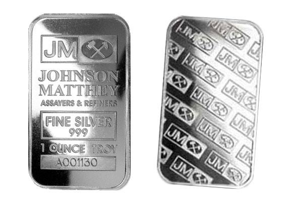 Johnson-Matthey-Silver-Bars