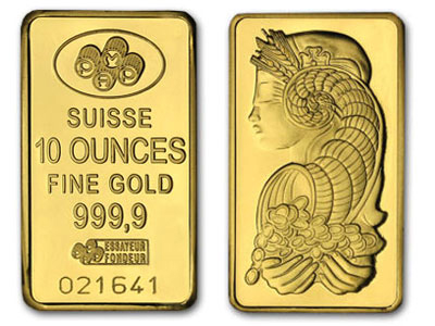 About Pamp Suisse Gold Bars