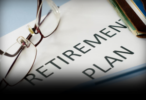 retirement-plan-with-pen-and-glasses
