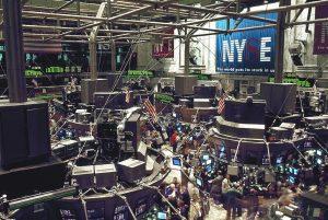 The Stock Market of NY